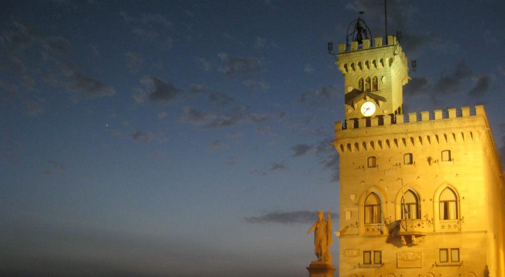 Resa till San Marino