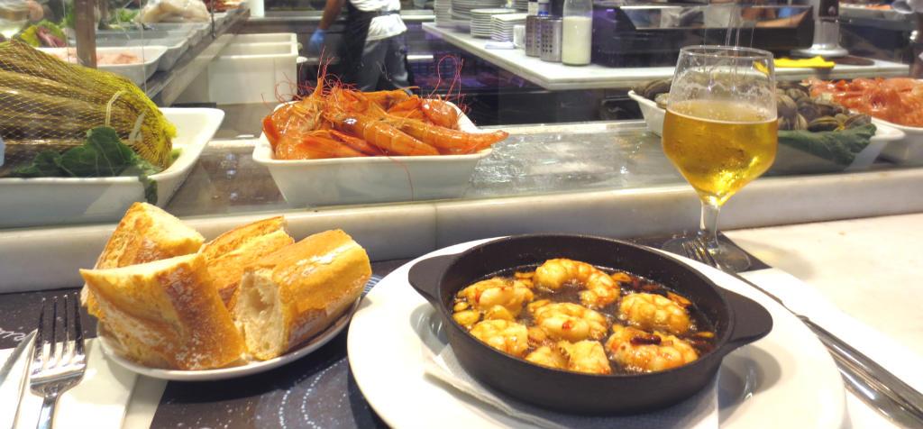 restauranger i barcelona