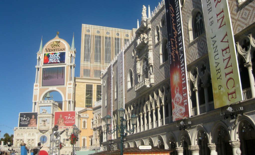 Venetian i Las Vegas