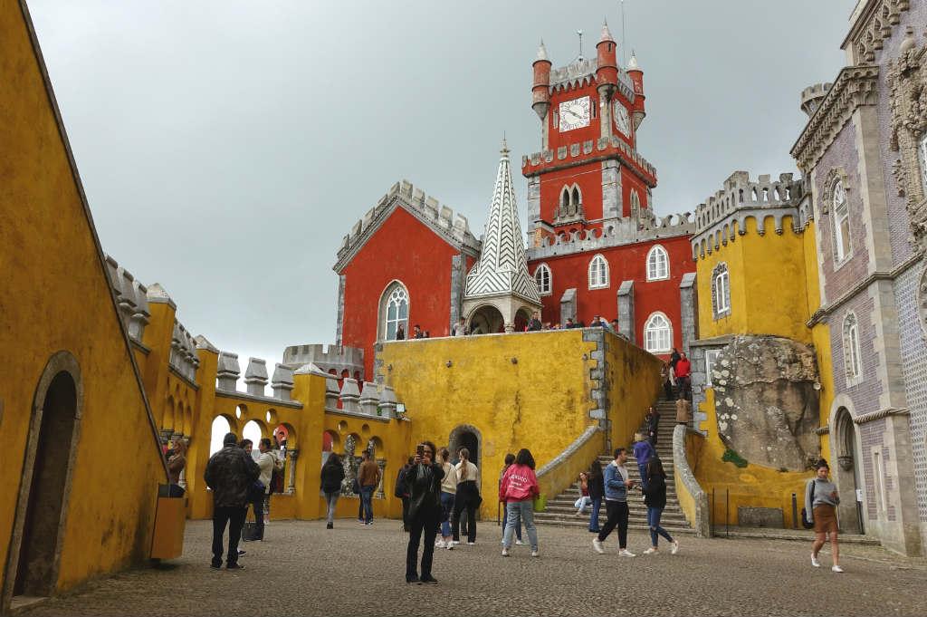 Pena palatset i Portugal