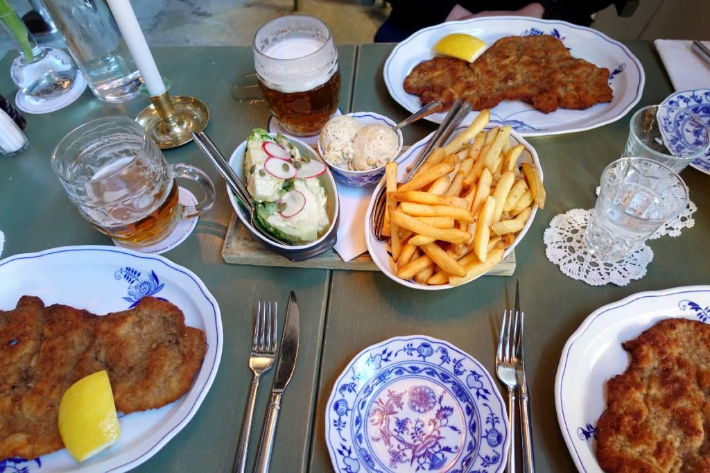schnistzel på bar central stockholm