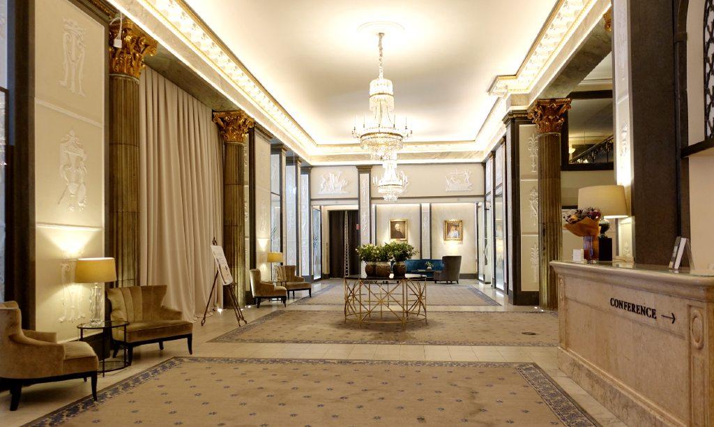 foajén på grand hôtel