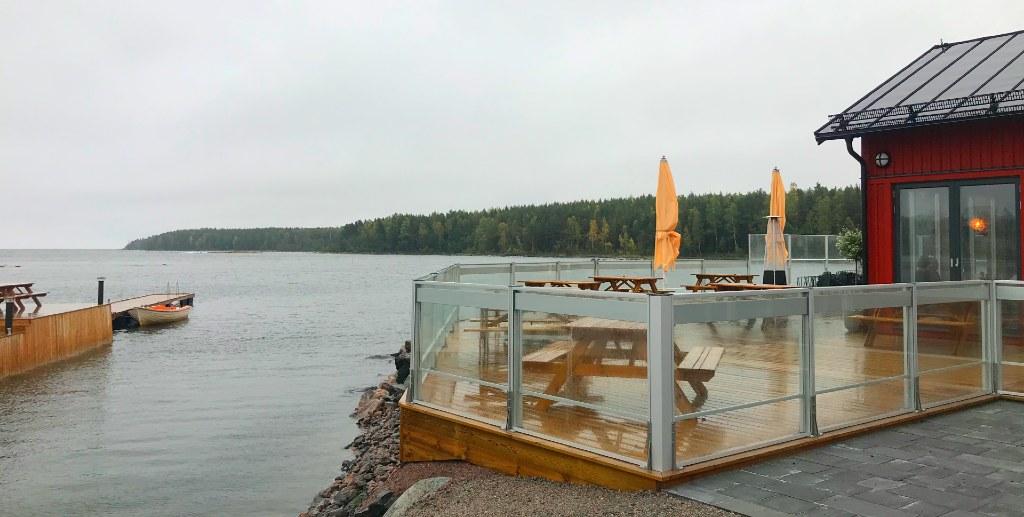Fiskrestaurang Gävle