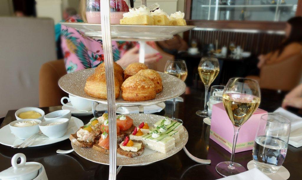 grans hotel cardierbaren afternoon tea