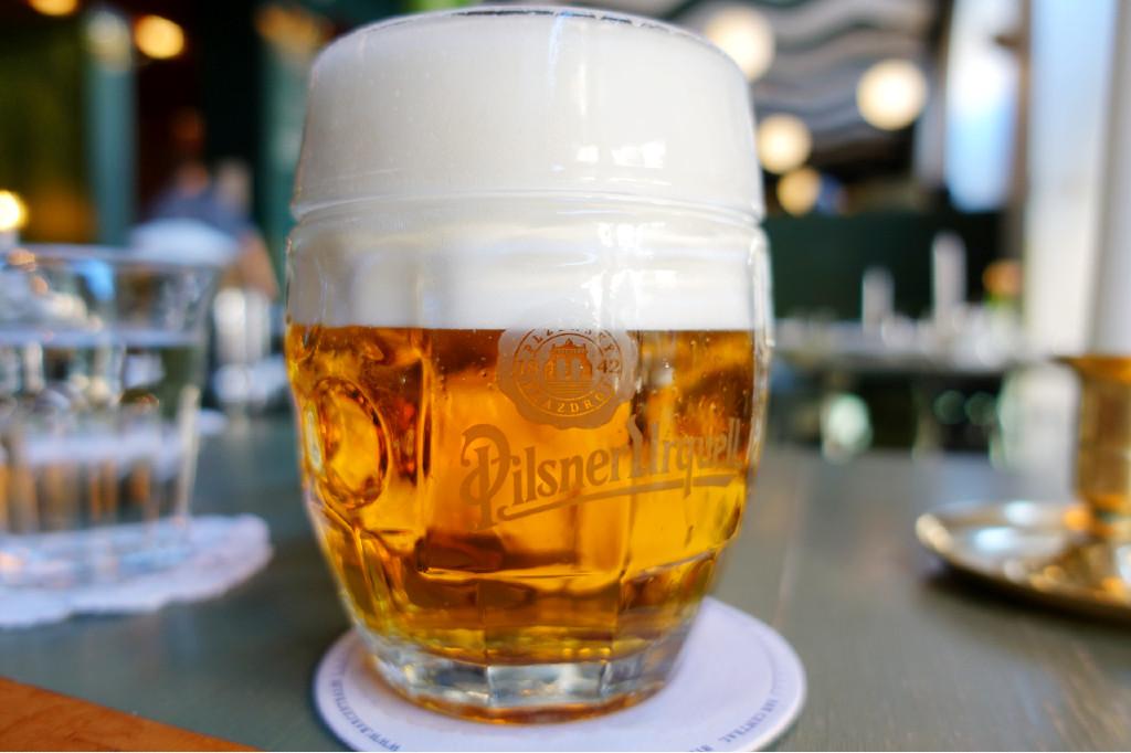 tankovna öl pilsner urquell stockholm